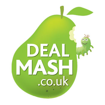 Dealmash logo and website