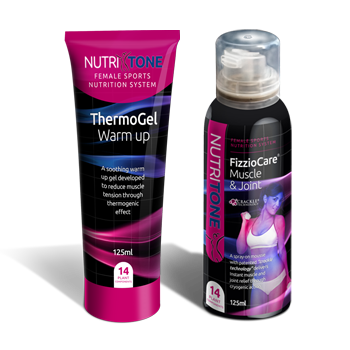 Nutritone packaging