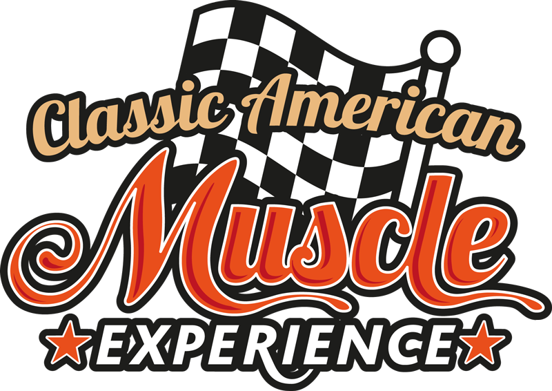 Classic American Muscle branding